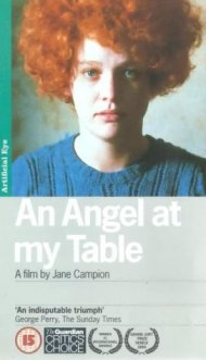 Janet Frame an angel at my table