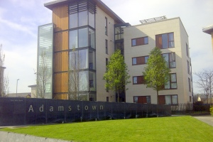 Adamstown Entrance_Tom Dowling