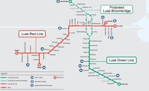 Luas Map 2012
