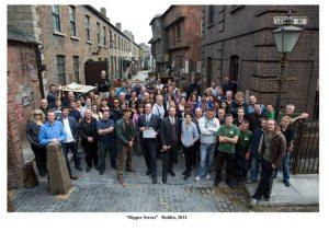 Ripper Street unit photo