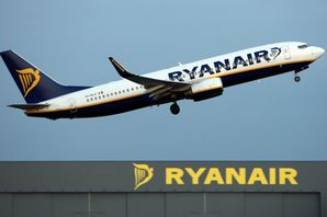 Ryanair_Stansted Airport