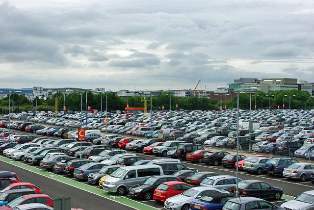 Car Parking Spaces Dublin
